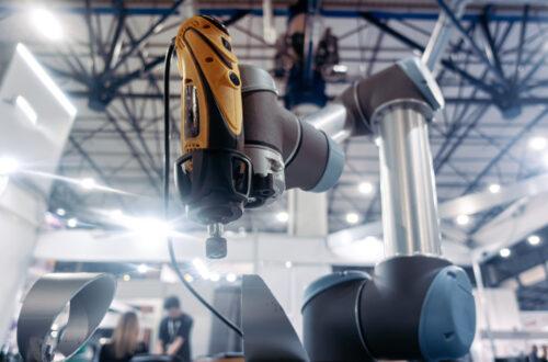 palettierung roboter